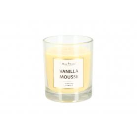 Świeca zapachowa Vanilila Mousse 18546