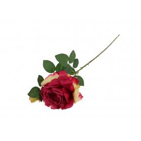 Róża gałązka 65cm 54969 K359