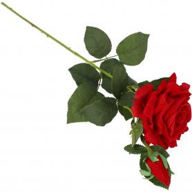 Róża gałązka pojedyncza 58857