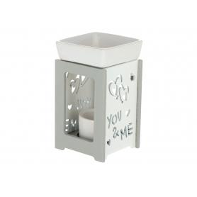 Ceramiczny kominek do aromaterapii KM14