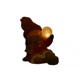 Bożonarodzeniowa figurka led 09136 MN1909136