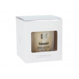 Świeca woskowa organic winter Simani 6631simani