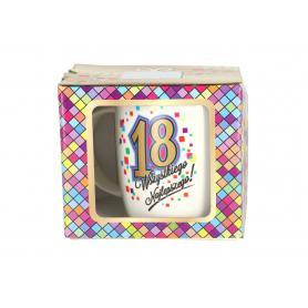 Ceramika kubek NBC Urodzinowa Mozaika 980718