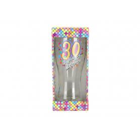 Szklanka do piwa Urodziny 30 980630