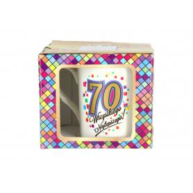 Ceramika kubek NBC Urodzinowa Mozaika 980770