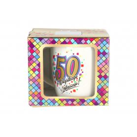 Ceramika kubek NBC Urodzinowa Mozaika 980750
