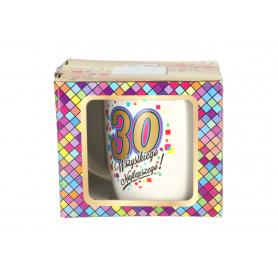 Ceramika kubek NBC Urodzinowa Mozaika 980730
