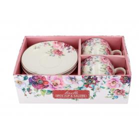 Ceramika filiżanka ze spodkiem 250ml CR271