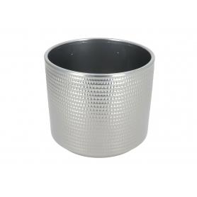 Ceramiczna osłonka cylinder calla  chrom 991204
