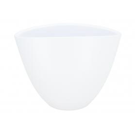 Osłonka ceramiczna BIAŁA MAT 353 35321/095
