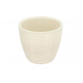 Osłonka ceramiczna Biała 30215B