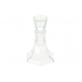 Szklany świecznik 05486
