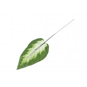 Liść evergreen liść 46cm 55975