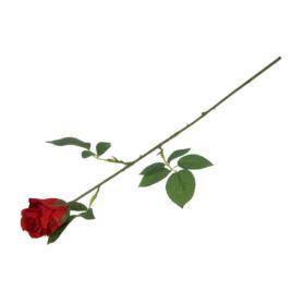 Kwiaty sztuczne róża pojedyncza 60cm 50411 SUN411