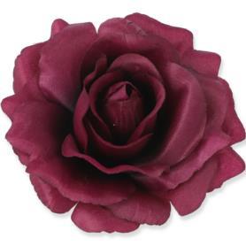 Kwiaty sztuczne róża wyrobowa mix 96 szt 53384 3349