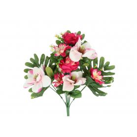 Bukiet Róż i Magnolii
