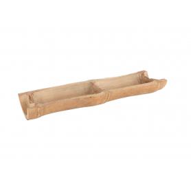 Doniczka osłonka Bambusowa 00233