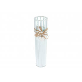 Drewniana latarnia  20606 QYB20606