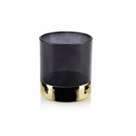 Świecznik RITA BLACK mini HTID1186