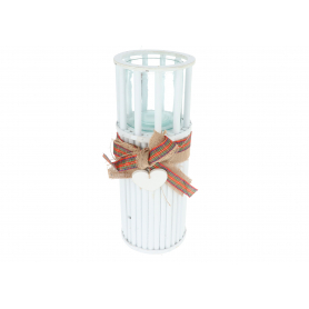 Drewniana latarnia  20628 QYO20628