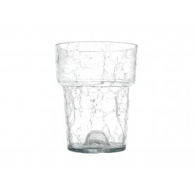 Osłonka szklana storczyk 15cm OS15