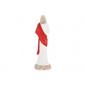 Ceramiczna figurka Jezus z sercem 192