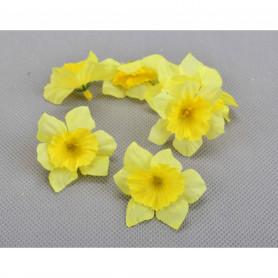 Kwiaty sztuczne żonkil wyrobowy mały