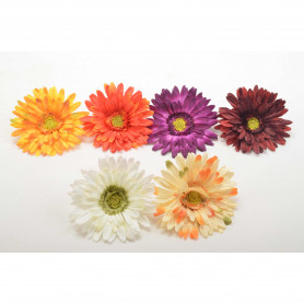 Искусственные цветы гербера бутон