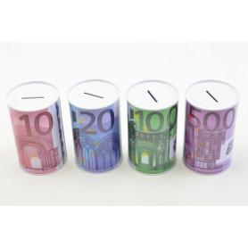 Металлическая копилка USD/ EURO