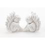 Tw.sztuczne figura anioła 9cm