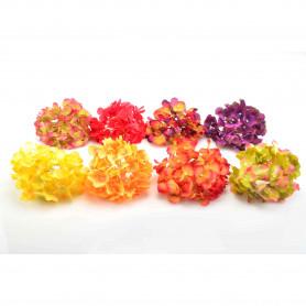 Искусственные цветы: гортензия (бутон )