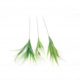 Искусственные цветы: травка