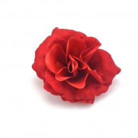 Kwiaty sztuczne róża czerwona