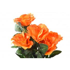 Kwiaty sztuczne bukiet róż 52cm