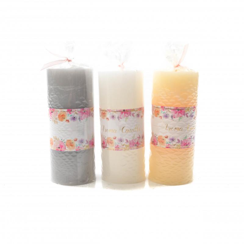 Świeca parafinowa Aroma Candle WD 17x7