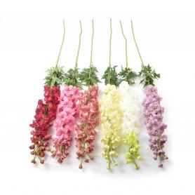 Kwiaty sztuczne ostróżka duza 120cm