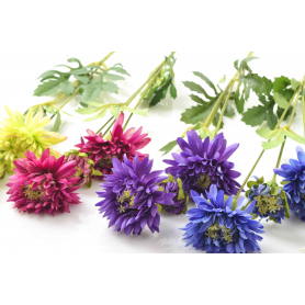 Kwiaty sztuczne gerberka 56cm