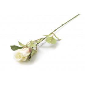 Kwiaty sztuczne róża pojedyncza 60cm
