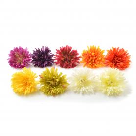 Kwiaty sztuczne chryzantema 14cm