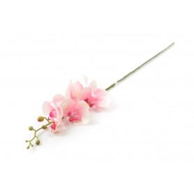 Kwiaty sztuczne storczyk biały 87cm
