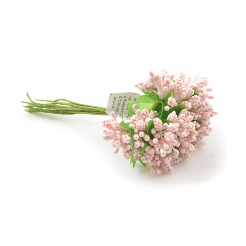 MINI BUKIECIK-Kwiaty sztuczne