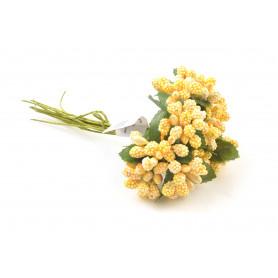 WIĄZKA DEKORACYJNA (dodatek)-Kwiaty sztuczne