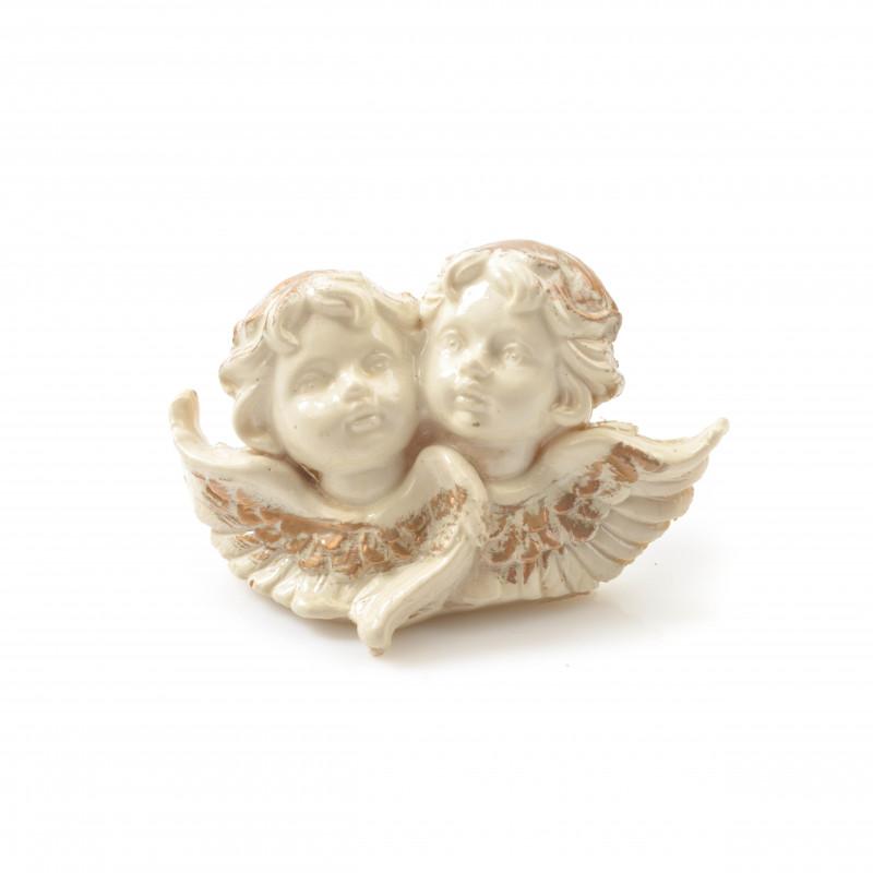 Tw.sztuczne anioł złocony para skrzydła