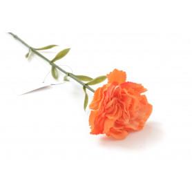 GOŹDZIK CIENIOWANY (pojedynczy)-Kwiaty sztuczne