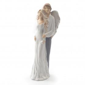 Ceramika figurka narzeczeni 37,5cm