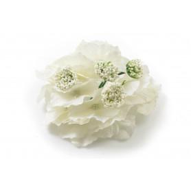 Kwiaty sztuczne chortensja wyrobowa