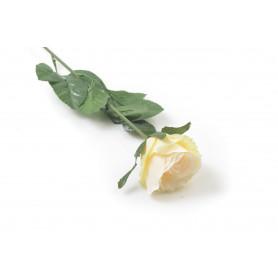 Kwiaty sztuczne róża pojedyncza 64cm
