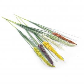 Kwiaty sztuczne szczaw pojedyńczy mix