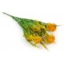 Kwiaty sztuczne dodatek bukiet 37cm
