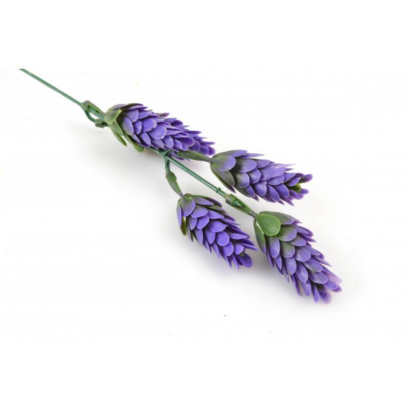 Kwiaty sztuczne dodatek 38cm, 12 szt.